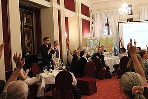 Bürgerrat Demokratie Regionalkonferenz Schwerin
