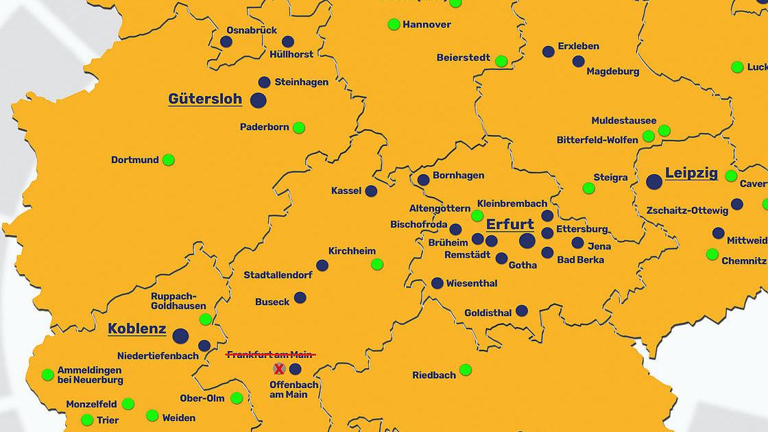 Frankfurt Losverfahren